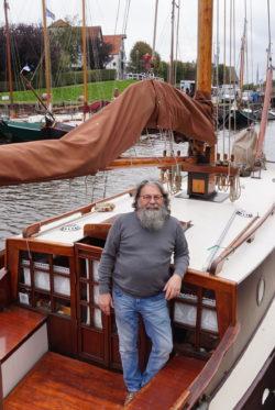 """Der """"heimliche Hafenmeister"""" mit kölschem Charme"""