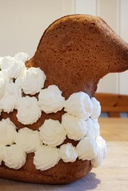 Osterlamm – ein osterfriesisches Backrezept