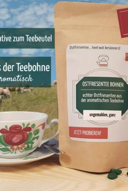 Jetzt neu im Handel: Die Teebohne!