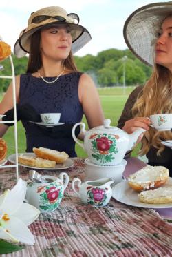 Ostfriesland wird High Tea Land