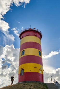 Leuchttürme in Ostfriesland