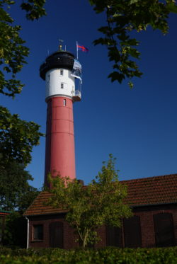 Leuchtturm-Hochzeit auf der Nordseeinsel Wangerooge