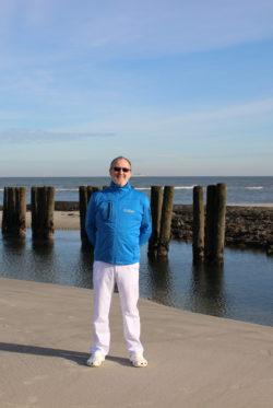 Thalasso-Therapeut Armin auf Wangerooge